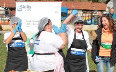 Primeur: De Europese Competities van Skills Plus