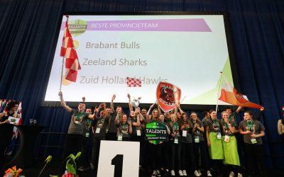 Brabantse vmbo'ers scoren goud tijdens Skills Talents