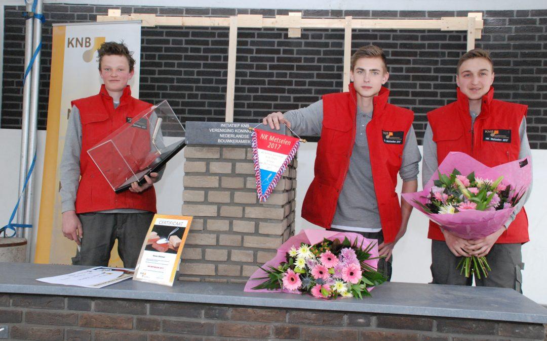 Vmbo-winnaars Zilveren Troffel boeken ook later bijzondere resultaten Skills Heroes