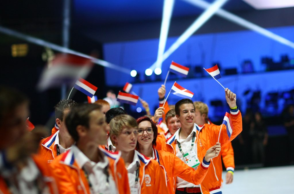 Vier vandaag World Youth Skills Day