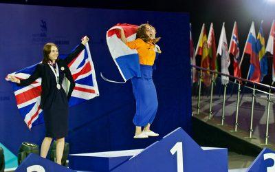 Pien Hoveling wint goud op WorldSkills