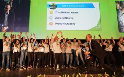 Provincie Zuid-Holland wint Skills Talents