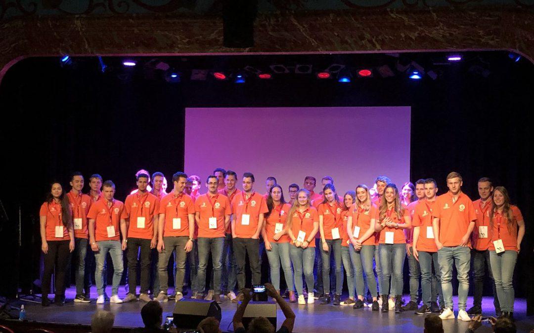Team NL voor EuroSkills 2018