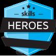 Skills Heroes logo