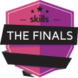 Skills The Finals logo