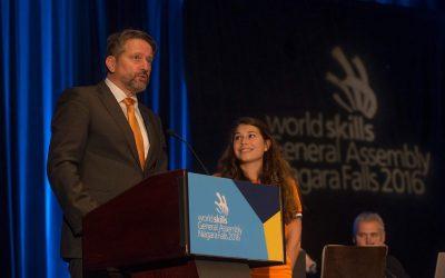 WorldSkills Netherlands organiseert wereldvergadering in 2018