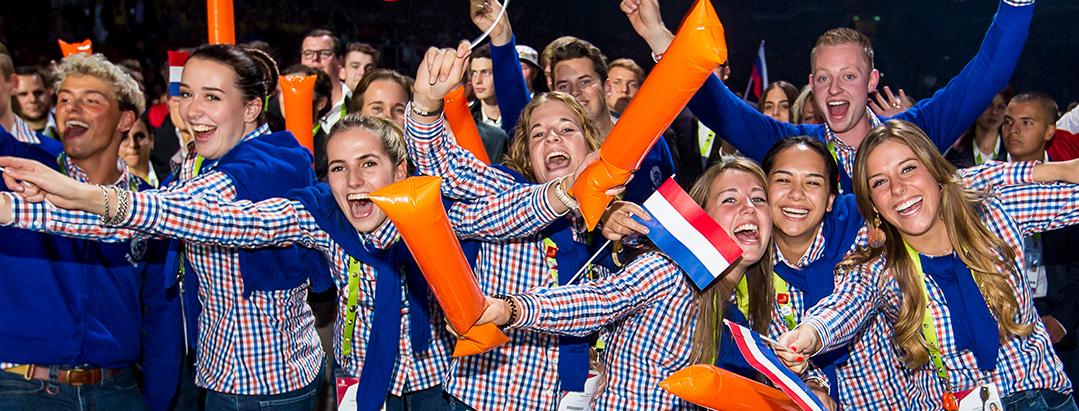 WorldSkills Netherlands lanceert nieuwe website!
