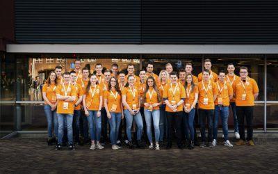Team Nederland gaat ervoor!