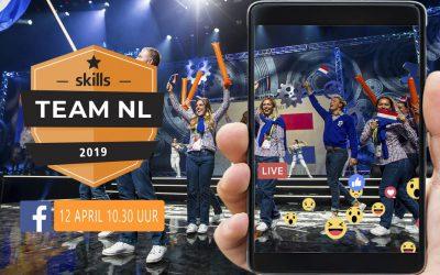 Bekendmaking Team NL 2019