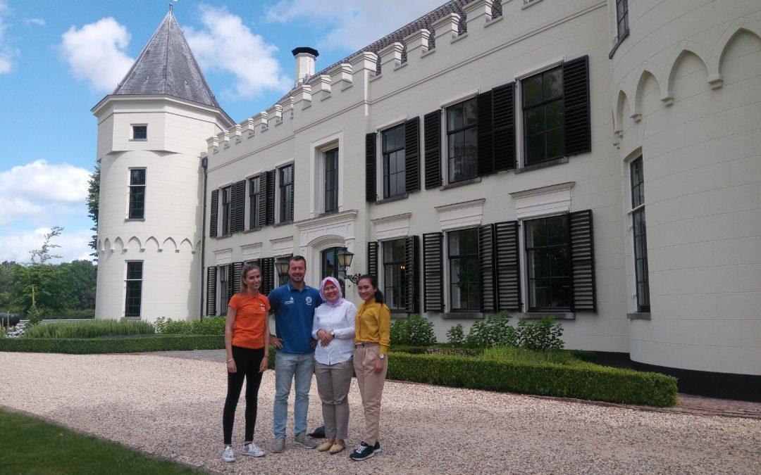 Tips uit Indonesië en Denemarken voor Team NL