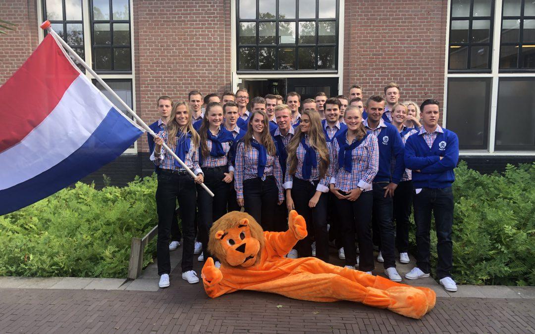 30 talentvolle jonge mbo'ers vertrekken op 18 augustus naar WorldSkills in Kazan
