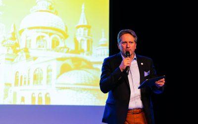 Jos de Goey, voorzitter WorldSkills International; mondiale organisatie voor vakwedstrijden