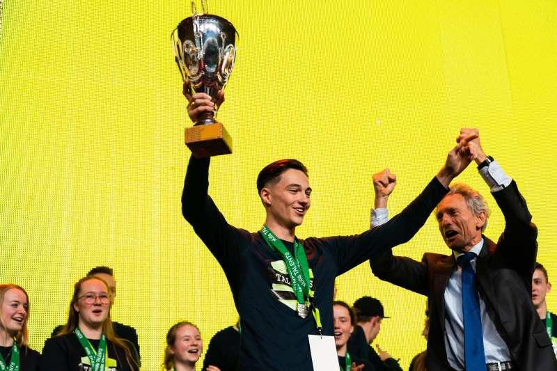 Skills Talents goud voor vmbo'ers uit Zeeland!