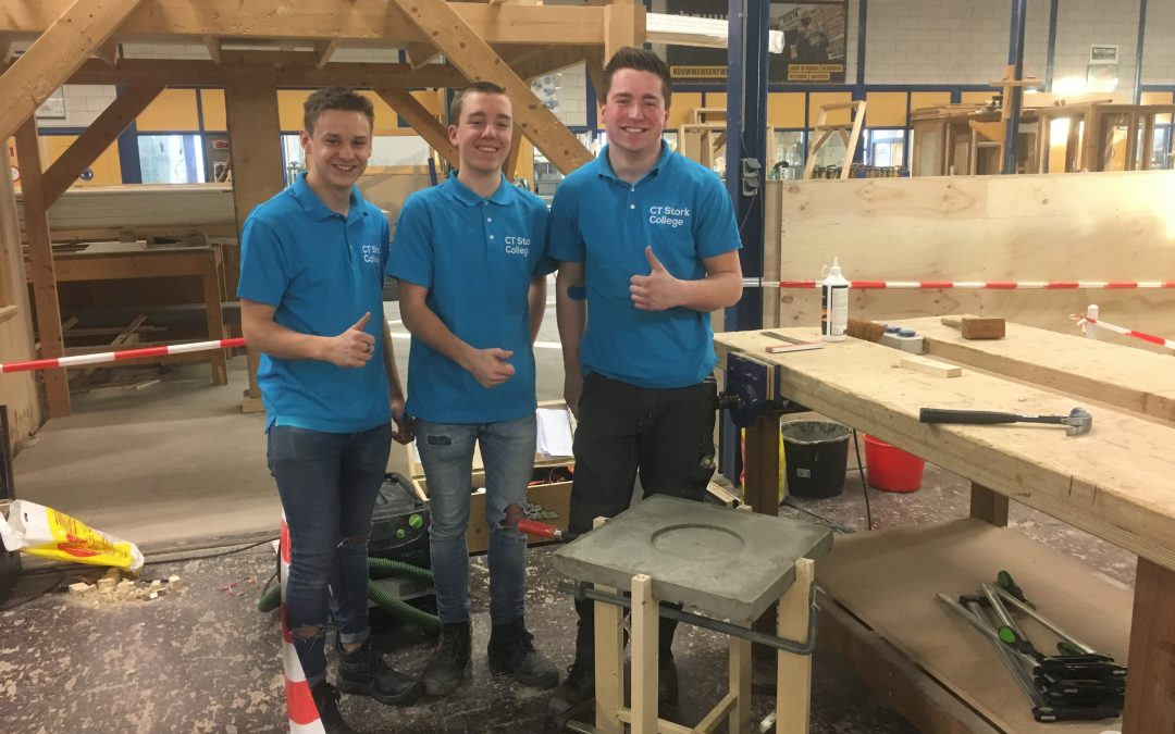 Skills Talents finale: ook spannend voor docent