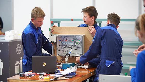 Provinciaal kampioenschap Brabant: Produceren, Installeren & Energie