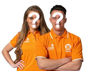 Live bekendmaking Team Netherlands