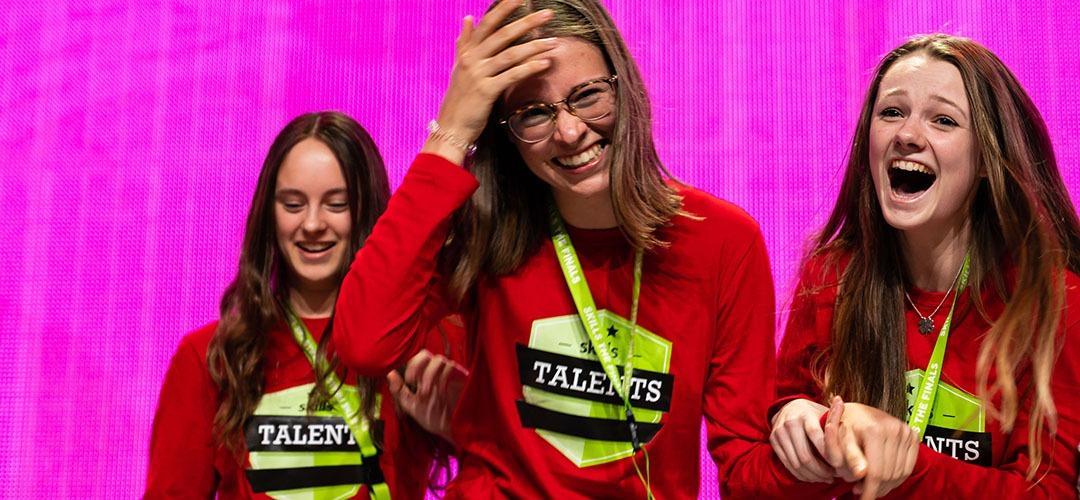 De vakwedstrijden van Skills Talents en Skills Heroes gaan door! Maar hoe?