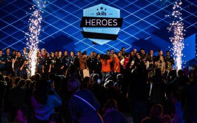 49 Nederlandse vakkampioenen gehuldigd in WTC Expo Leeuwarden