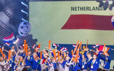 Nederlands team voor 'EK beroepen' bekend