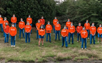 Trainingsdagen Team Netherlands