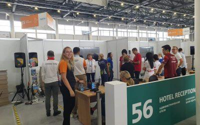 Van deelnemer tot expert tijdens EuroSkills