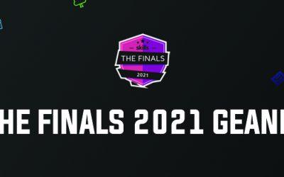 Skills The Finals 2021 geannuleerd