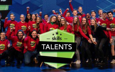 Skills Talents in een nieuw jasje – Efficiënt inzetten vakwedstrijden