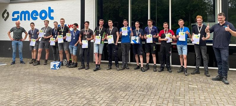 Voorronde laswedstrijden Skills Heroes bij de SMEOT en het ROC van Twente